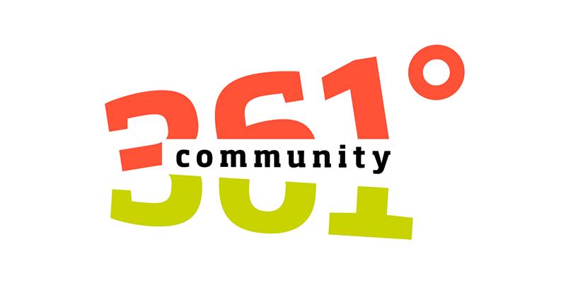 Logo 361° Community