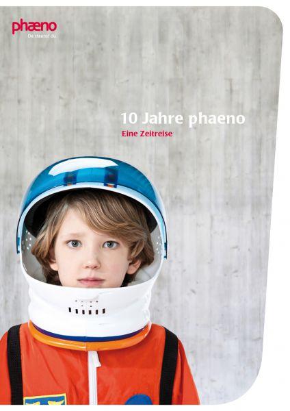 Titel 10 Jahre phaeno