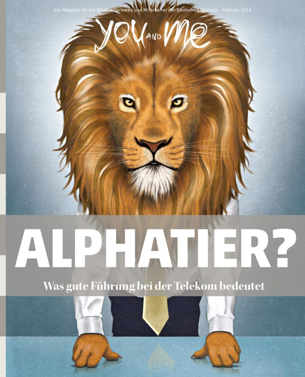 Cover YAM Alphatier